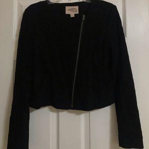 Black Lace Dress Jacket